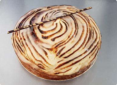 Conception d'un gâteau